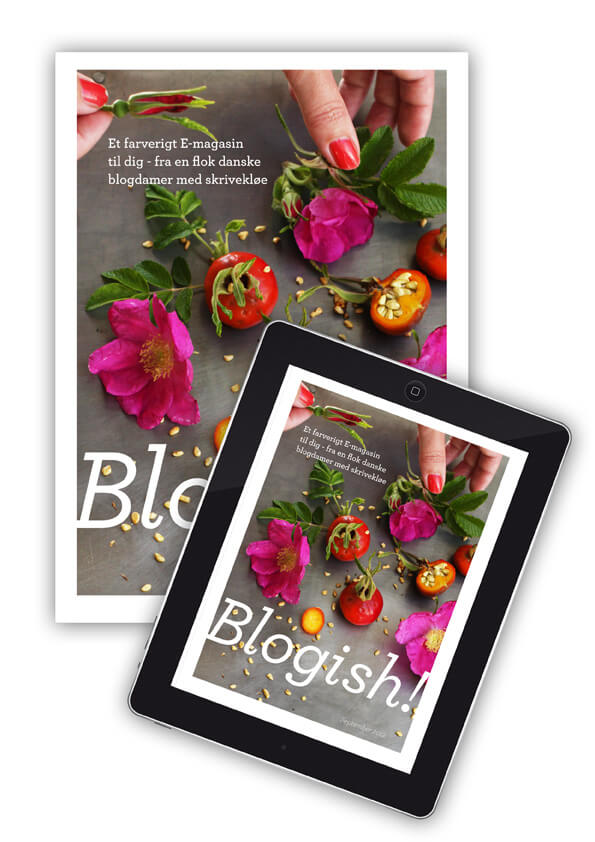Blogish - online gratis blogger magasin