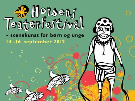 Kreativ workshop teaterfestival Horsens